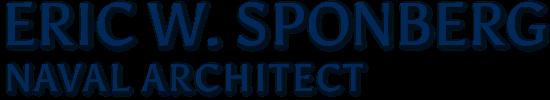 Eric W. Sponberg Logo
