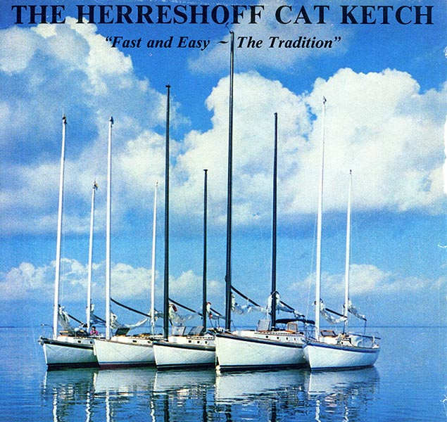 herreshoff-cat-ketches